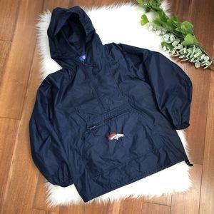 NFL | Denver Broncos Windbreaker Pullover Jacket